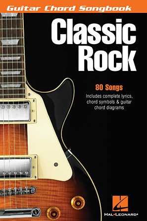 Books > Classic Rock - Guitar Chord Songbook