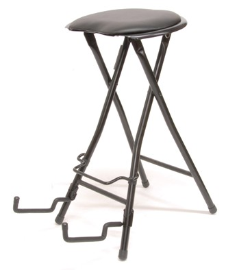 ... Stage Player 2 Folding Guitar Stand and Stool ...  sc 1 st  GarageBand Music & Stands u003e Stage Player 2 Folding Guitar Stand and Stool islam-shia.org