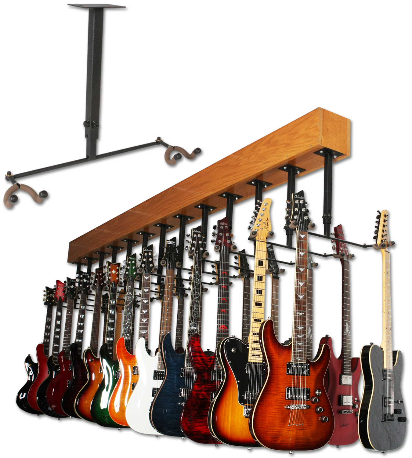 Instrument Displays Gt String Swing Ceiling Mount Twin Hanger