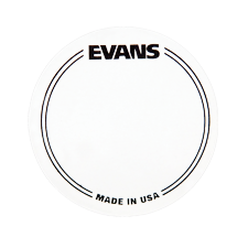 Evans EQPC1 EQ Clear Plastic Single Patch