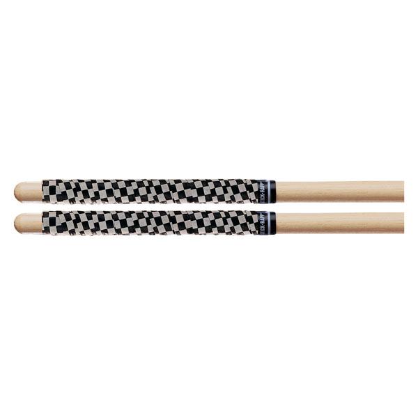 drums percussion promark srcw white black check stick rapp. Black Bedroom Furniture Sets. Home Design Ideas