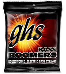 GHS 5M-DYB 5-String Bass Boomers, Low B, Standard long Scale, 45-130
