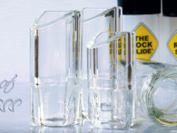 The Rock Slide GRS-SC Small Moulded Glass