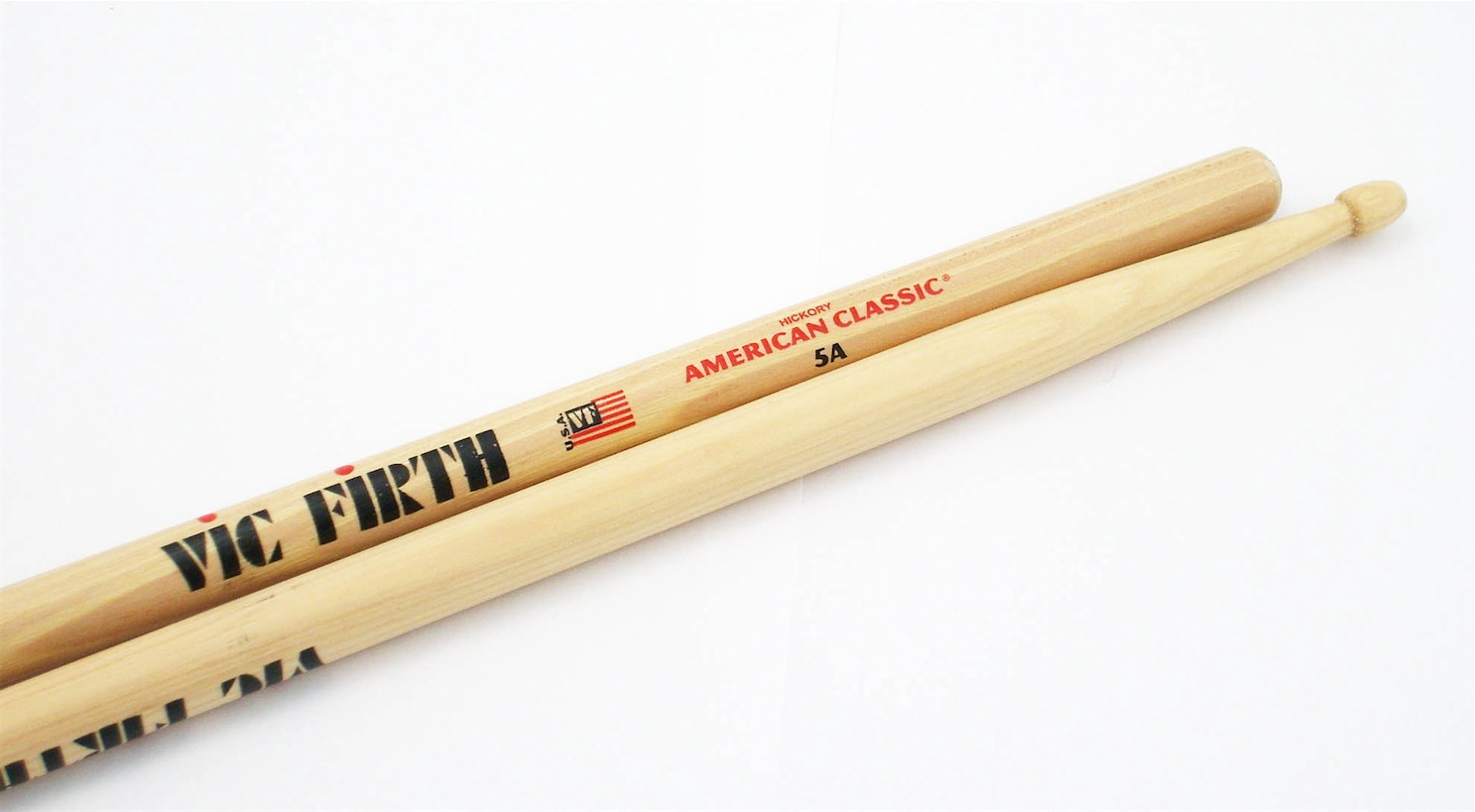 sticks vic firth american classic hickory 5a. Black Bedroom Furniture Sets. Home Design Ideas