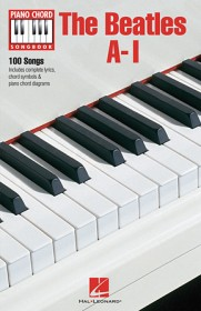 The Beatles - Piano Chord Songbook A-I