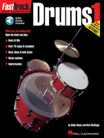 FastTrack Drum Method – Book 1