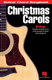 Christmas Carols - Guitar Chord Songbook