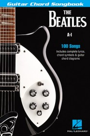 The Beatles - Guitar Chord Songbook A-I