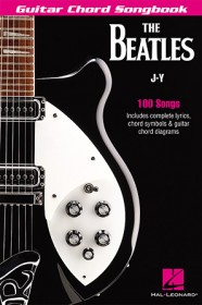 The Beatles - Guitar Chord Songbook J-Y