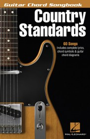 Country Standards - Guitar Chord Songbook