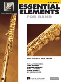 Hal Leonard Essential Elements 2000 – Flute
