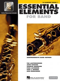 Essential Elements 2000 – Bb Clarinet