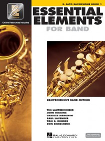 Essential Elements 2000 – Eb Alto Saxophone