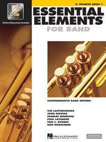 Essential Elements 2000 – Bb Trumpet