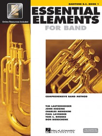 Essential Elements 2000 – Baritone B.C.