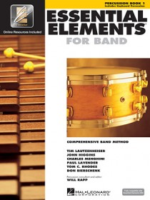Essential Elements 2000 – Percussion/Keyboard Percussion