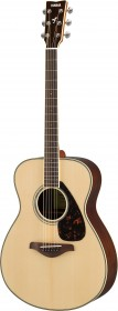 Yamaha FS830 Natural Small Body Acoustic Guitar
