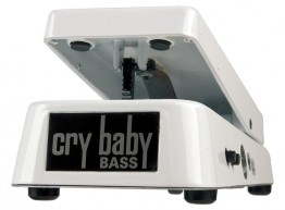 Dunlop 105Q Crybaby Bass Wah Pedal