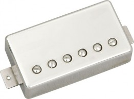 Seymour Duncan SH-2b Jazz Model Bridge, Nickel Cover
