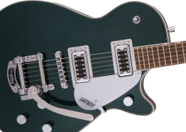 Gretsch G5230T Electromatic® Jet™ FT Single-Cut with Bigsby®, Laurel Fingerboard, Cadillac Green
