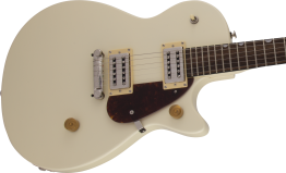 Gretsch G2210 Streamliner™ Junior Jet™ Club, Laurel Fingerboard, Vintage White