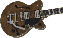 Gretsch G2655T Streamliner™ Center Block Jr. with Bigsby®, Laurel Fingerboard, Broad'Tron™ BT-2S Pickups, Imperial Stain