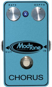 ModTone MT-CHR Classic Chorus Effects Pedal