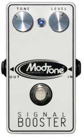 ModTone MT-SB Signal Booster Effects Pedal