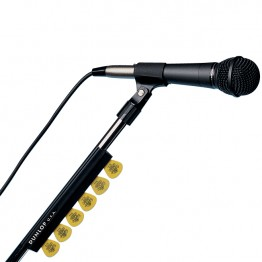 Dunlop Mic Stand Pick holder, 7""