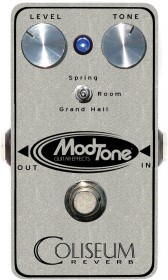 ModTone MT-CRV Coliseum Reverb Effects Pedal