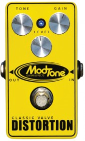 ModTone MT-CD Classic Distortion Effects Pedal