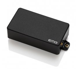 EMG 81 Humbucking Active Guitar Pickup, Black