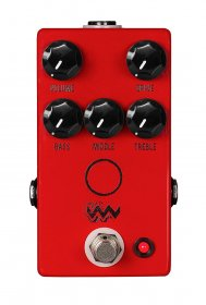 JHS Pedals Angry Charlie Distortion Pedal, V3