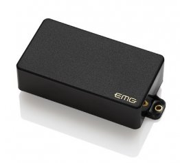 EMG 85 Humbucking Active Guitar Pickup, Black