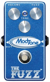 ModTone MT-FZ The Fuzz Effects Pedal