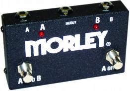 Morley ABY Switchbox
