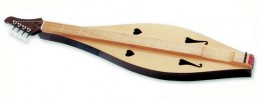 Applecreek ACD100K Teardrop Dulcimer with Carry Bag