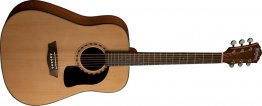 Washburn AD5K Apprentice Series Acoustic Guitar w/ Case