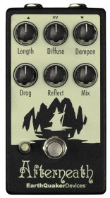 EarthQuaker Deveices Afterneath Otherworldly Reverb V2