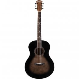Washburn BTS9CH-D-U Bella Tono Studio 9, Gloss Charcoal Burst