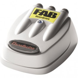 Danelectro FAB Overdrive Effects Pedal