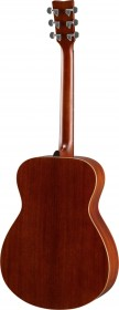 Yamaha FS850 Natural Small Body Acoustic Guitar, Mahogany