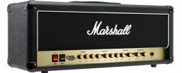 Marshall DSL100H 100 Watt Head with 4 x EL34 and 4 x 12AX7