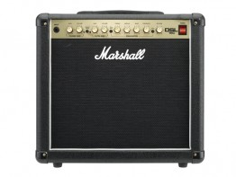Marshall DSL15C 15W All-Tube 1x12 Guitar Combo Amp Black