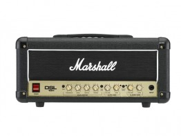 Marshall DSL15H 15W All-Tube Guitar Amp Head Black