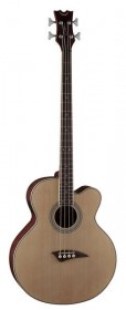 Dean EABC Cutaway Acoustic-Electric Bass