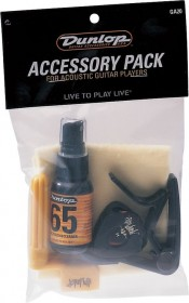 Dunlop GA20 Acoustic Guitar Accessory Pack
