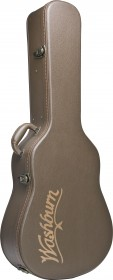 Washburn GCJDLX Jumbo Acoustic Guitar Case