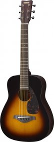 Yamaha JR2TBS 3/4 Scale Acoustic Guitar, Tobacco Sunburst