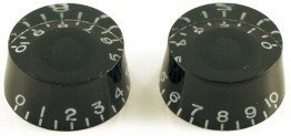 WD KB110 Speed Knob Set, Black